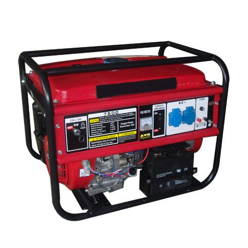 Electric gasoline generators electric generator